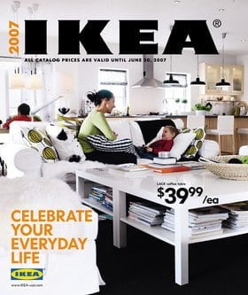 Ikea 2007 Catalogue Now Out!