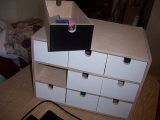 ikea fira mini chest