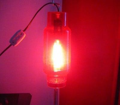 shaker lamp