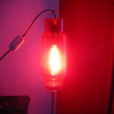 riddim 39 s cocktail shaker light ikea hackers. Black Bedroom Furniture Sets. Home Design Ideas
