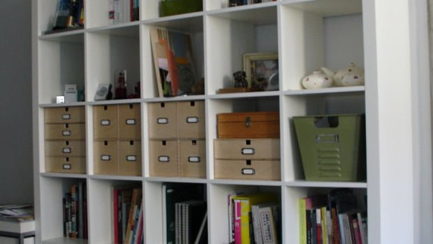 Expedit with MACKIS storage