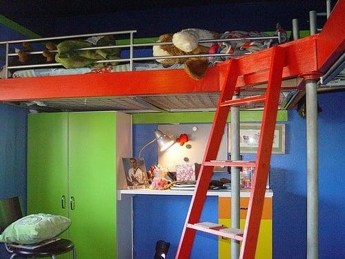 Geeky Dad Funky Kids Room Ikea Hackers