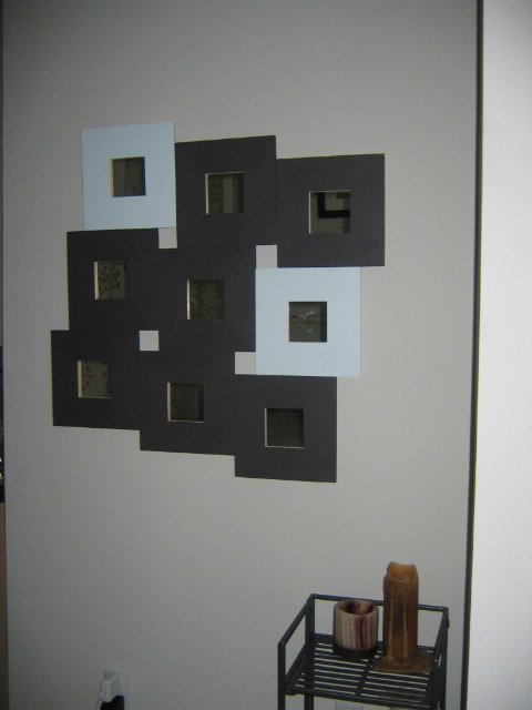 Wall Mirror Art Ikea Hackers