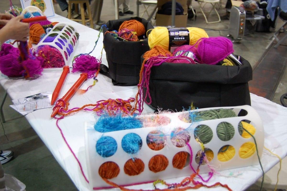 Crafty Trash Bag Holder Ikea Hackers Ikea Hackers