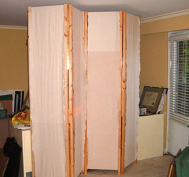 Diy A Room Divider From Ivar Units Ikea Hackers Ikea