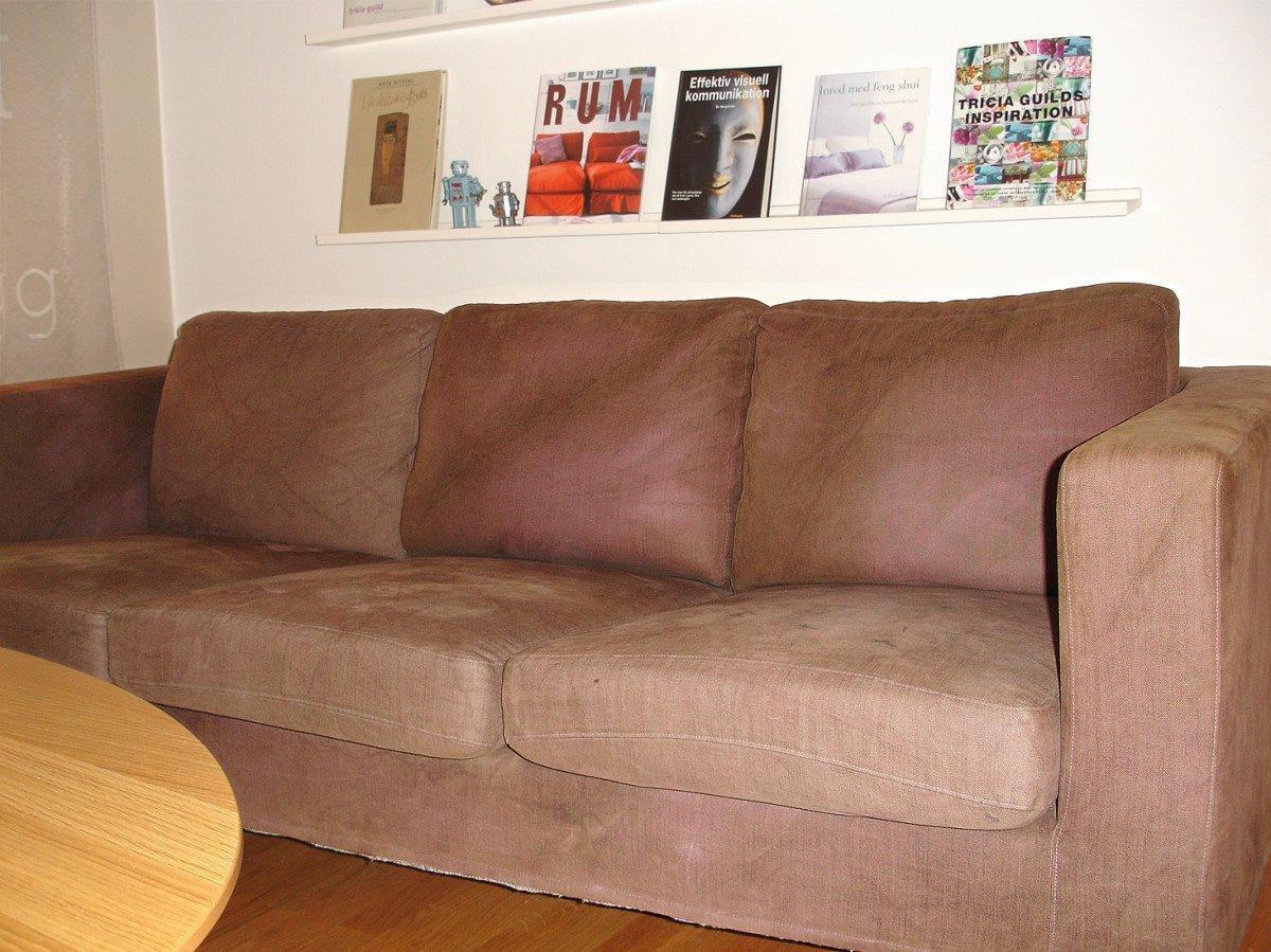 Uglydolls Demonstrate Against Ugly Sofa