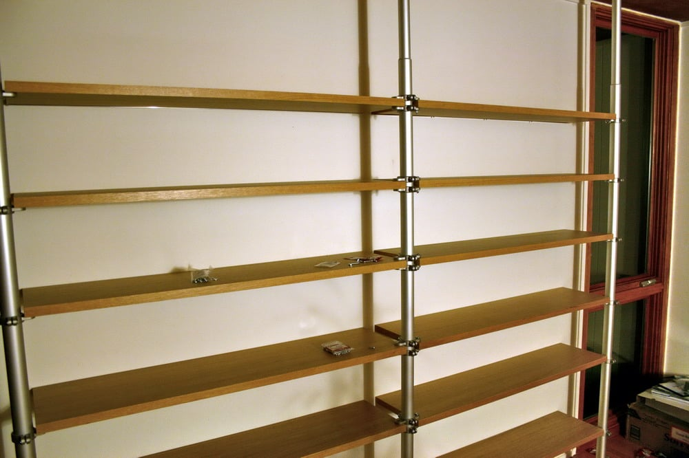 Stolmen And Jarpen Bookshelves Ikea Hackers