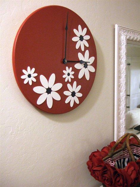 IKEA SNUDDA clock