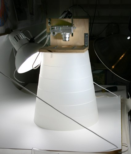 trash can turns into photography light tent & trash can turns into photography light tent - IKEA Hackers