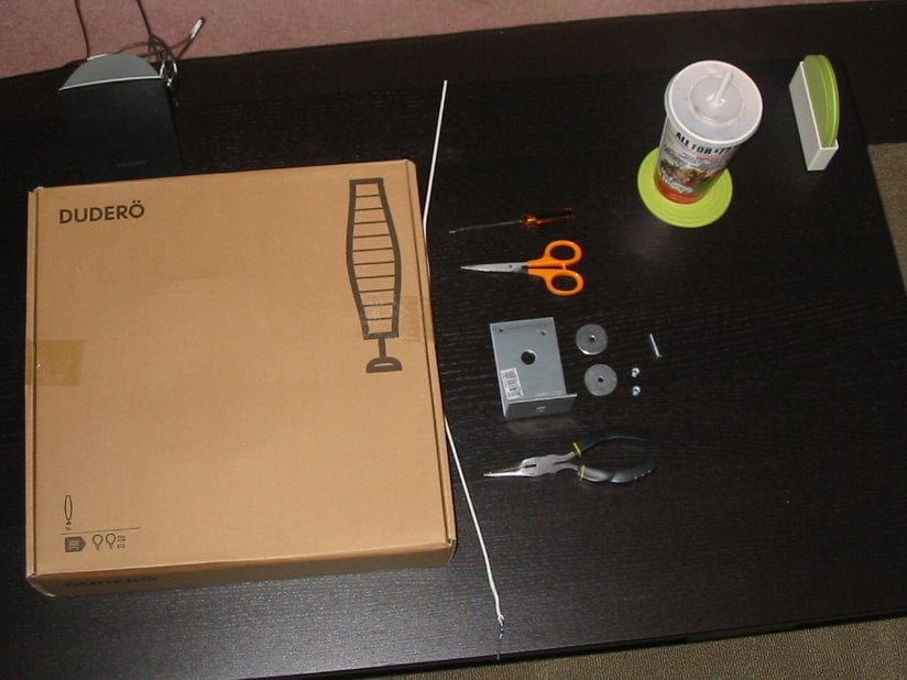 Need A Laptop Desk Diy Your Own Stand Ikea Hackers