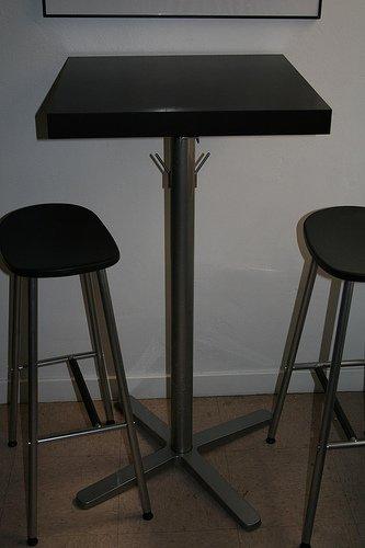 Make a cheap bar table ikea hackers make a cheap bar table watchthetrailerfo