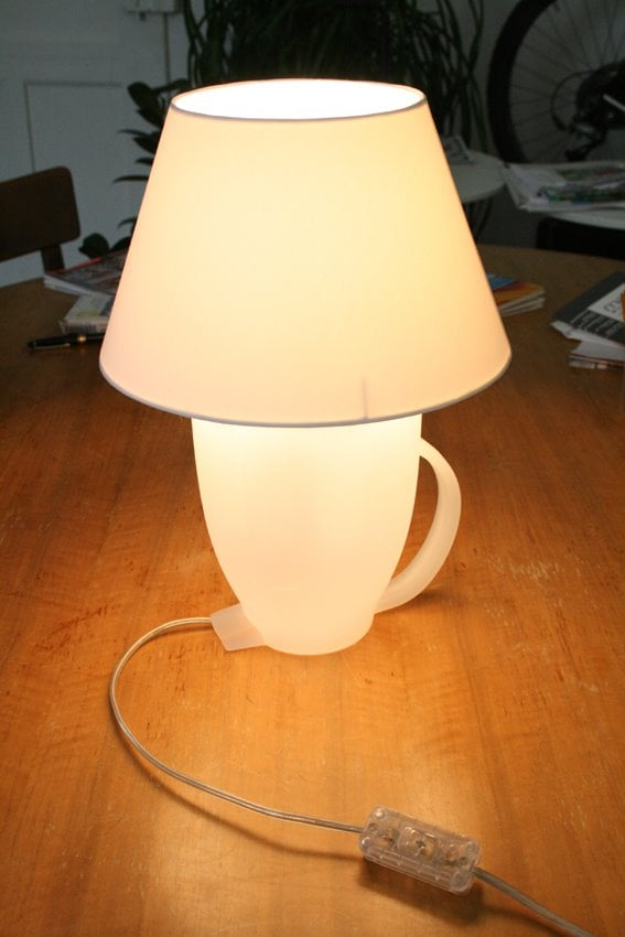 Lamps From Thermo Flasks No Kidding Ikea Hackers