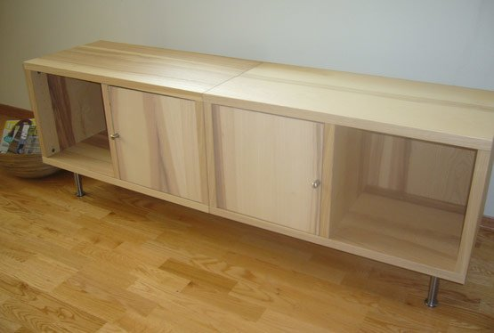 Credenza Ikea Uk : Here s an affordable modern credenza ikea hackers
