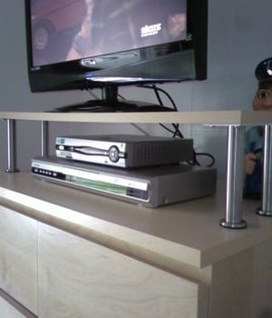 tv+shelf
