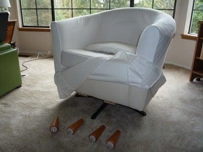 Tullsta S New Legs Ikea Hackers Ikea Hackers