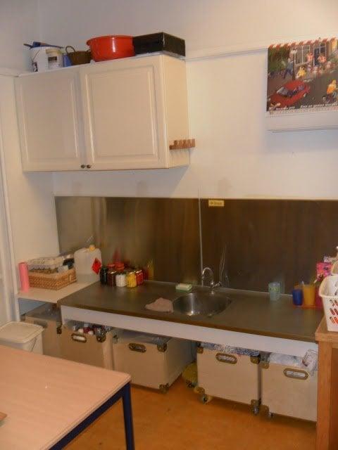 Primary School Kitchen Ergonomic Makeover Ikea Hackers