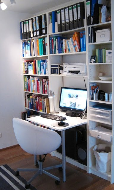 20 Creative Small Home Office Ideas 7