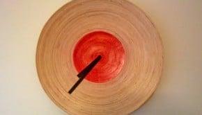 bamboo+dish+clock