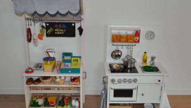 Play Kitchen And Market Stall Ikea Hackers Ikea Hackers