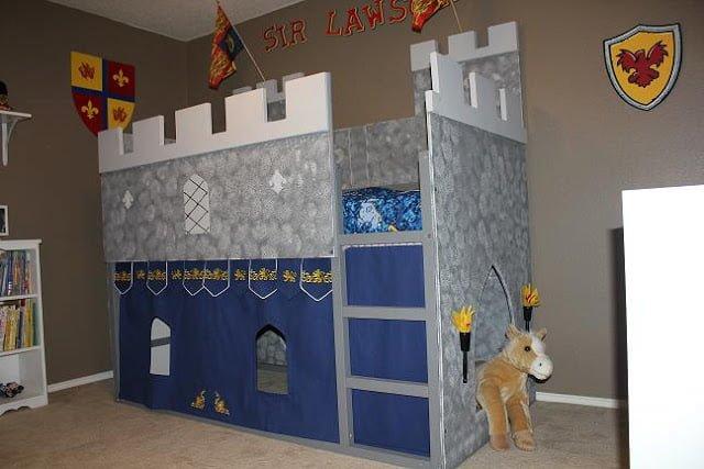 Castle Bed Ikea Hackers
