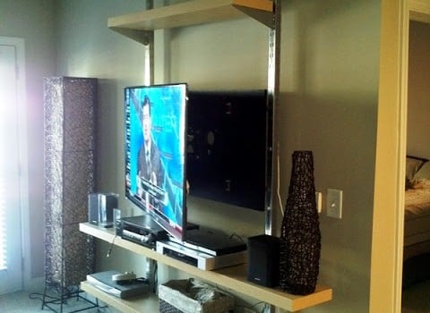 Broder Entertainment Center For Apartments Ikea Hackers