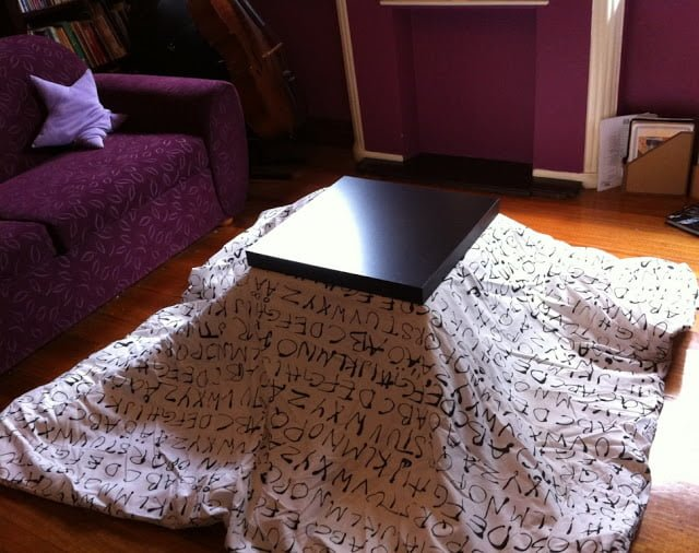 Japanese Swedish Kotatsu Made In Australia For Canadian