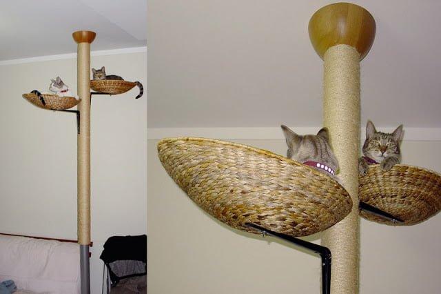Pj 196 S Cat Tree Ikea Hackers Ikea Hackers