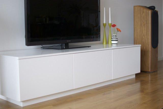Minimalist Faktum Akurum Media Furniture Ikea Hackers