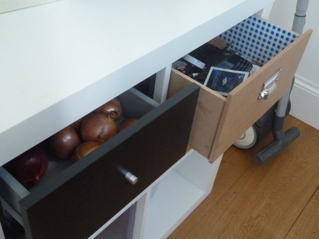 Ikea Glasvitrine Beleuchtung ~   , better, cheaper drawers for Expedit  IKEA Hackers  IKEA Hackers