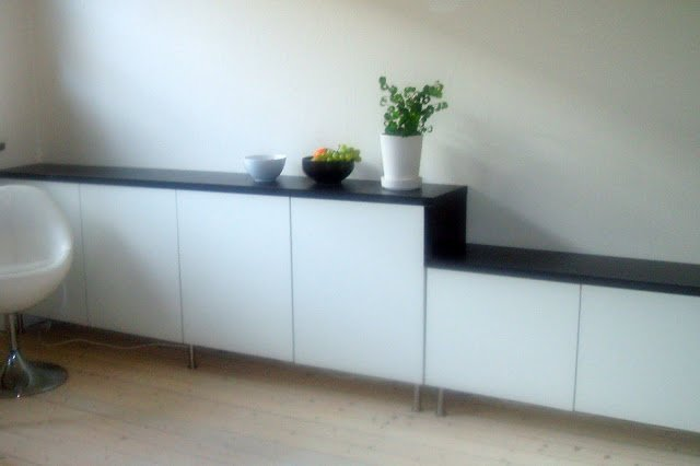 billy sideboard ikea hackers ikea hackers. Black Bedroom Furniture Sets. Home Design Ideas