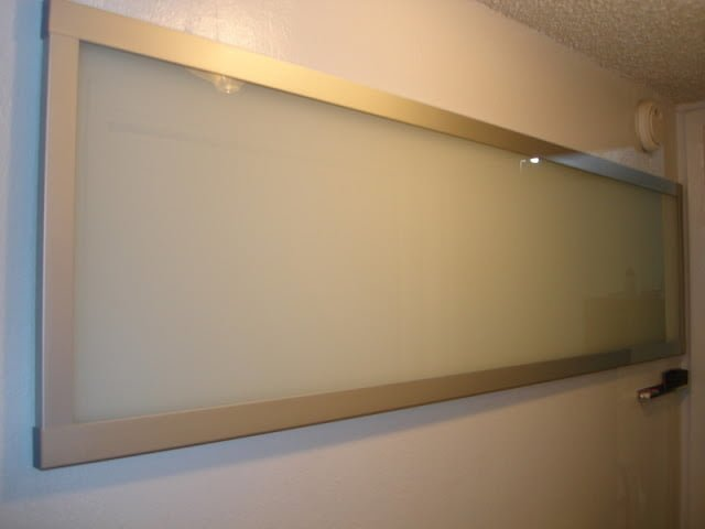 The 15 Glass Dry Erase Board Ikea Hackers Ikea Hackers