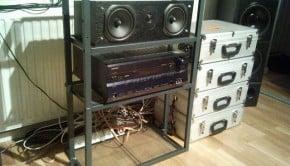 receiverstand