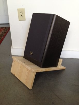 rast speaker stands ikea hackers. Black Bedroom Furniture Sets. Home Design Ideas