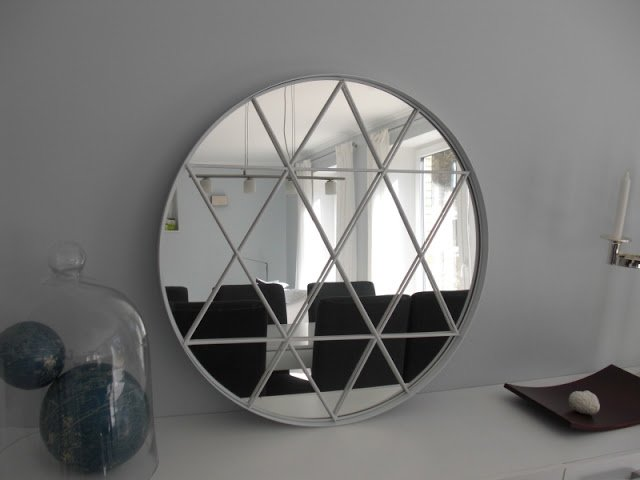 Star Mirror Ikea Hackers