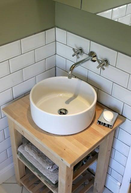 Bekvam From Kitchen To Bathroom Ikea Hackers