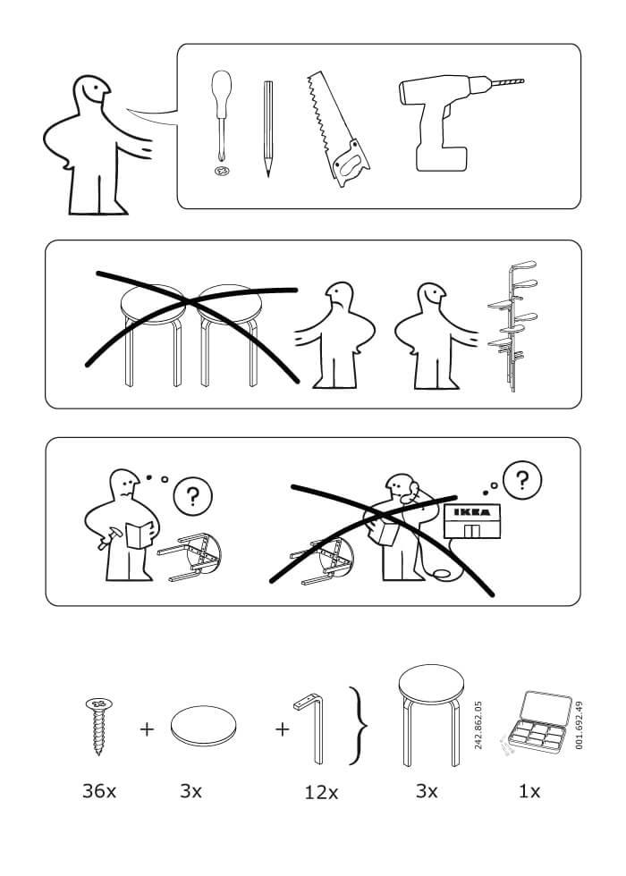 FROSTA X - Reimagining the FROSTA stool from IKEA