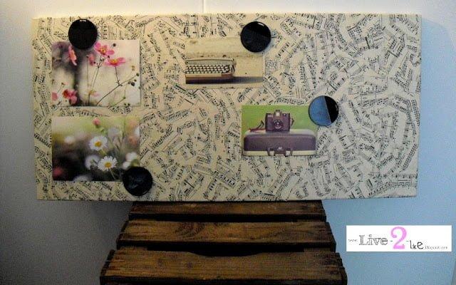 Vintage Spontan Memo Board Ikea Hackers Ikea Hackers