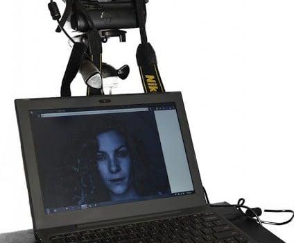 tripod+laptop+stand