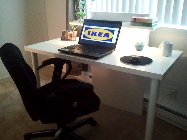 Trifecta Computer Desk Ikea Hackers