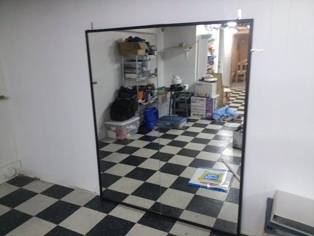 Floor Mirror Screws