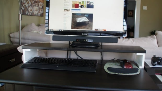 monitor+stand