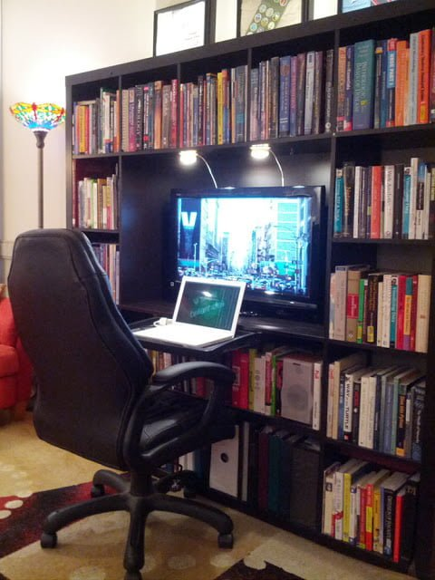 the academic 39 s expedit workstation ikea hackers ikea hackers. Black Bedroom Furniture Sets. Home Design Ideas