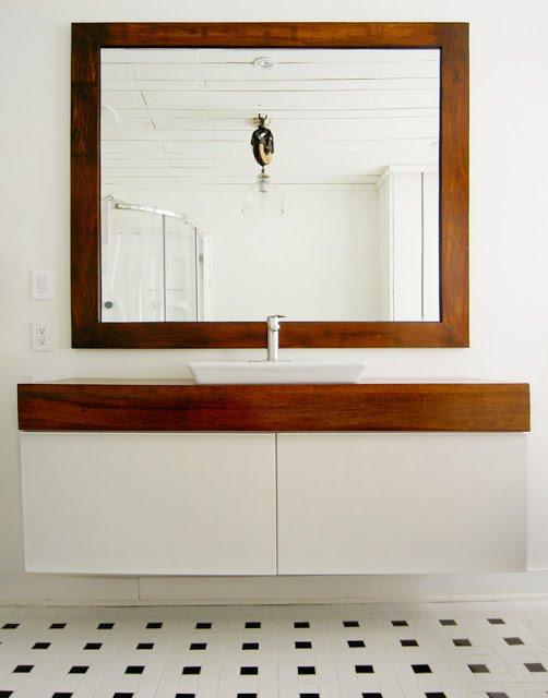 a warmer and single sink godmorgon ikea hackers ikea hackers. Black Bedroom Furniture Sets. Home Design Ideas