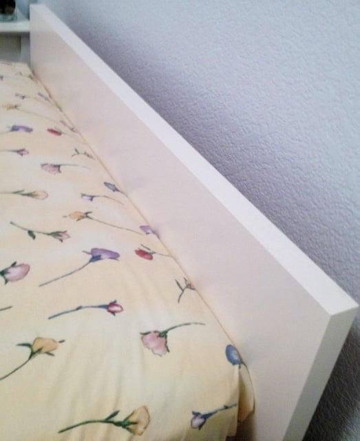 Lovely A Twin Size Headboard for Less than