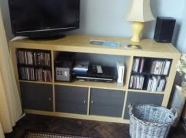 Easy Really Easy Way To Change Expedit Shelving Into A