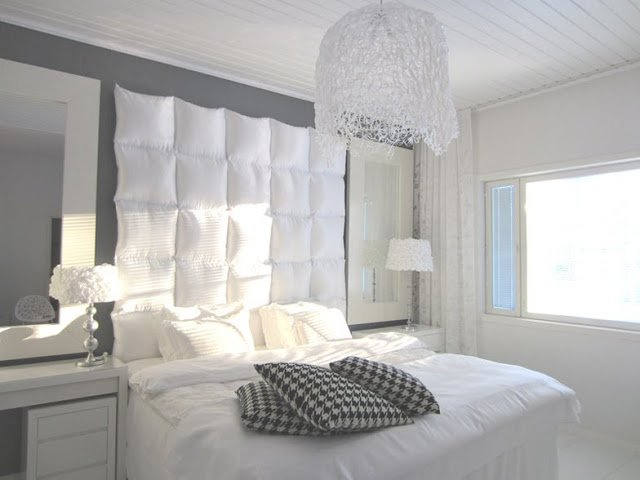 the pillow is not just under your head cushioned. Black Bedroom Furniture Sets. Home Design Ideas