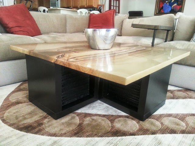 White Coffee Table Online India