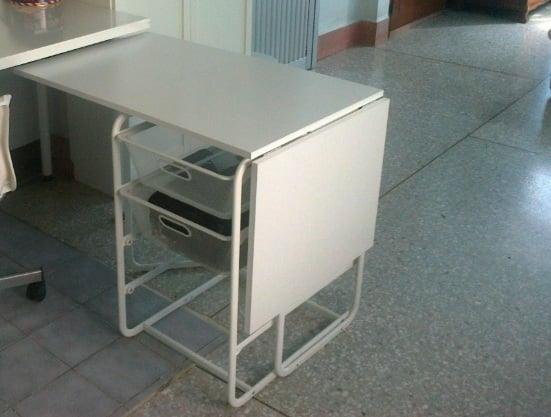 Algot Wing Work Station Ikea Hackers Ikea Hackers
