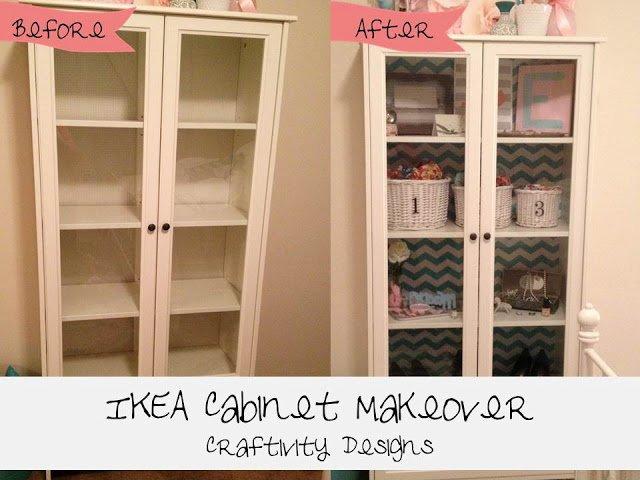 easy ikea cabinet makeover with shelf paper ikea hackers rh ikeahackers net ikea cupboard shelves ikea kitchen cabinet shelves