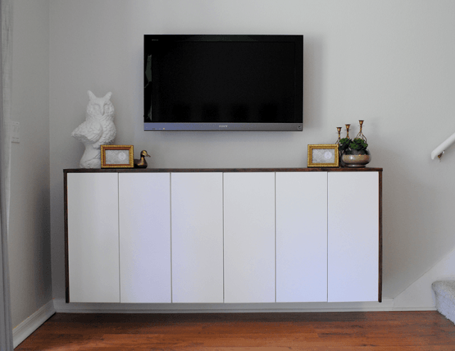 DIY Fauxdenza From Ikea Kitchen Cabinets